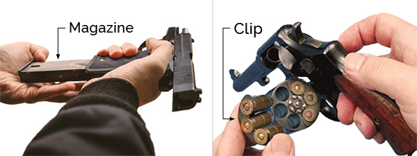 Magazine and Clip