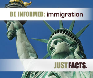 Be informed about immigration