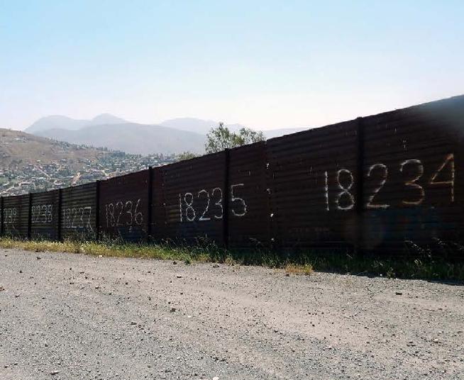 Legacy Steel Wall Pedestrian Fence