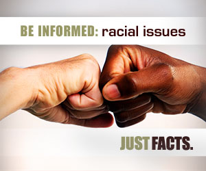Be informed about racial issues