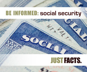 Be informed about social security