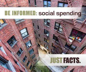 Be informed about social spending