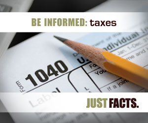 Be informed about taxes