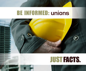 Be informed about unions